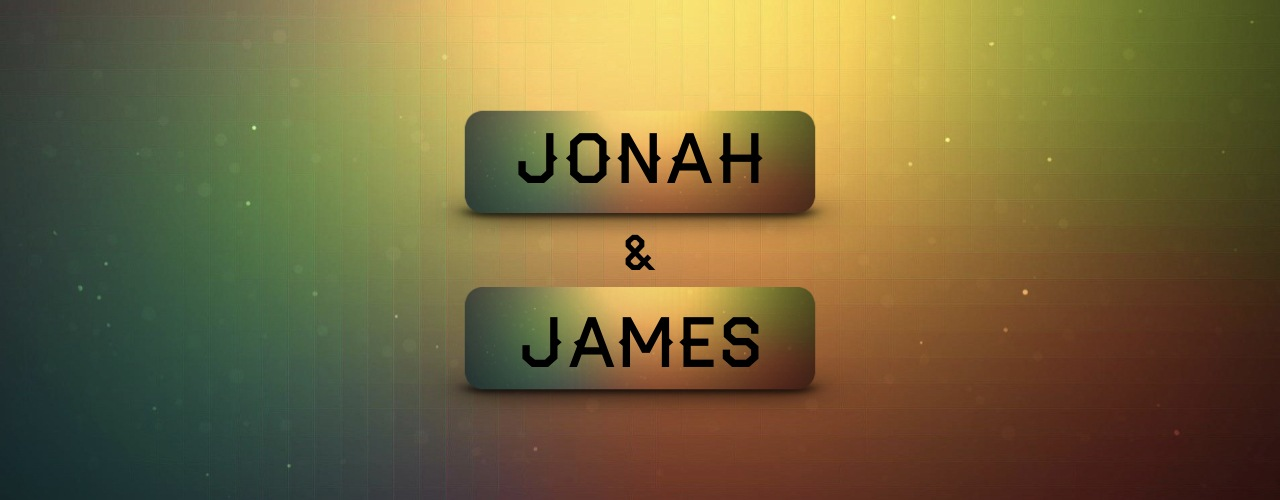 Jonah and James Growth Class