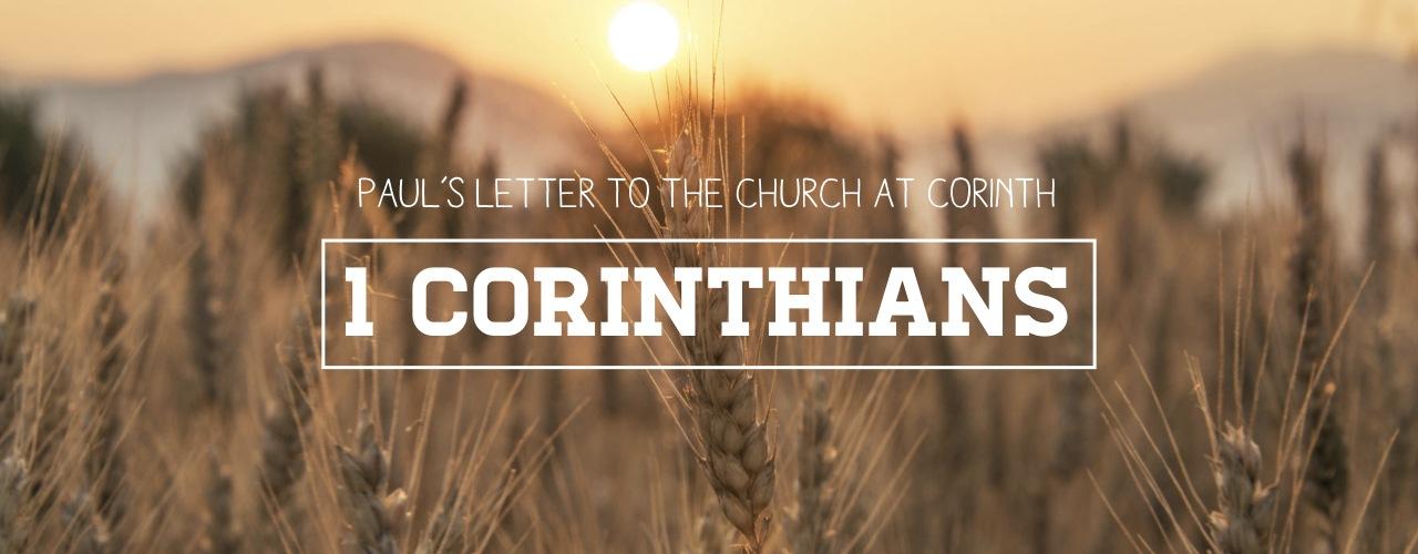 1 Corinthians Growth Class