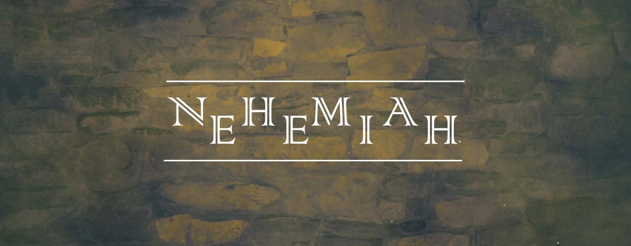 Nehemiah Growth Class