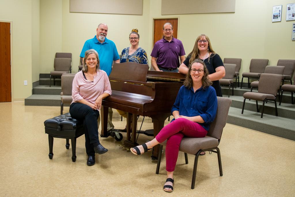 St Andrews Presbyterian Church Staff